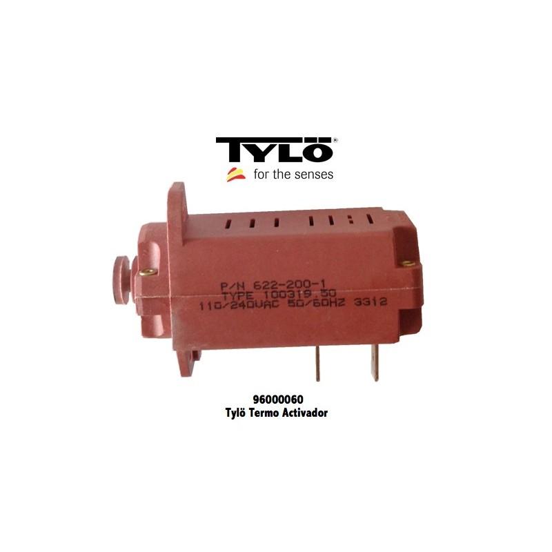 Termo Activador 12mm 230 VAC