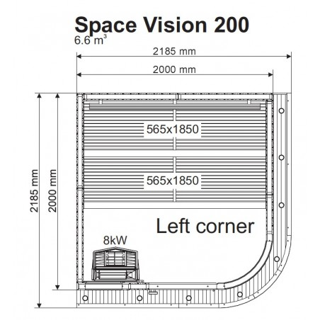 SPACE VISION 200