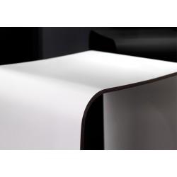 Taburete Blanco I66