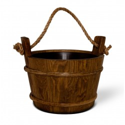 Cubo Sauna TARRED