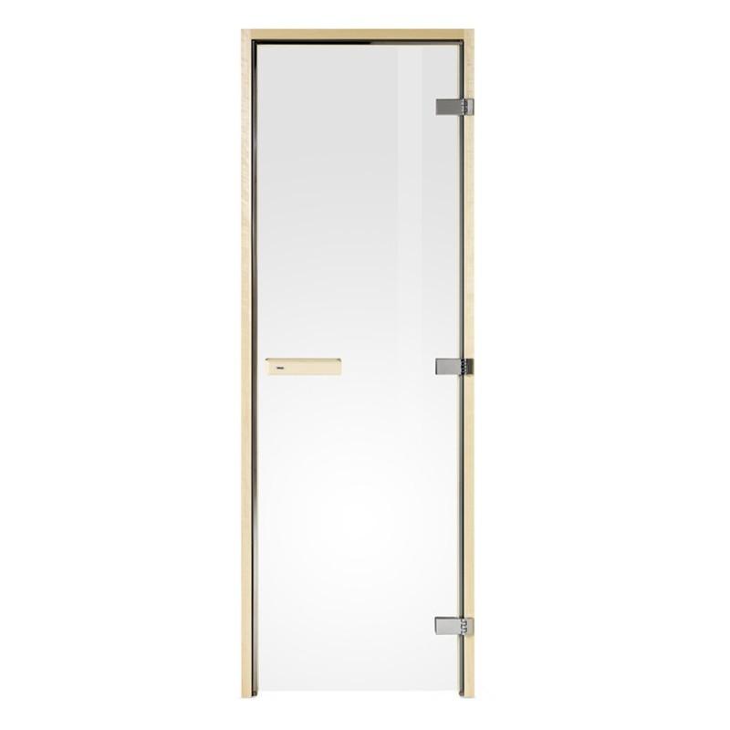 Puerta sauna DGL 6x19 Cristal